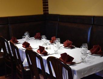 Dabistro Restaurant Delicious Food